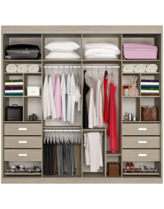 Clothes Cuboards